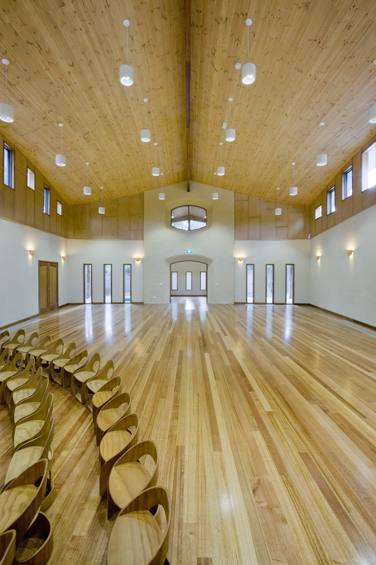 Melbourne Rudolf Steiner School, Complex. Soft Loud House Archit
