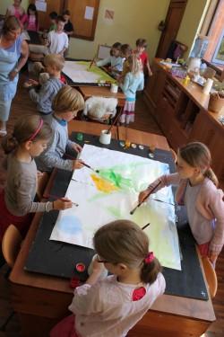 Class 3 art